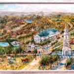 миниатюра усадебной жизни 19 века