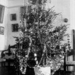 Ёлка в усадьбе Воронино 1906 год.